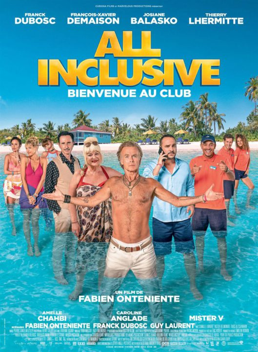 All inclusive - Fabien Onteniente - 2019