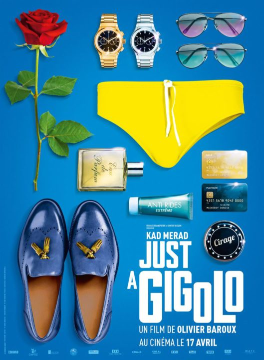Just a gigolo - Olivier Baroux - 2019
