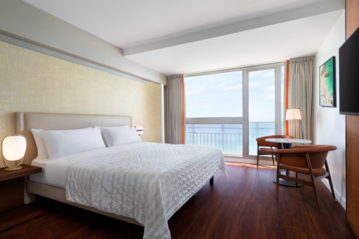 New - King Deluxe Sea View Guest Room