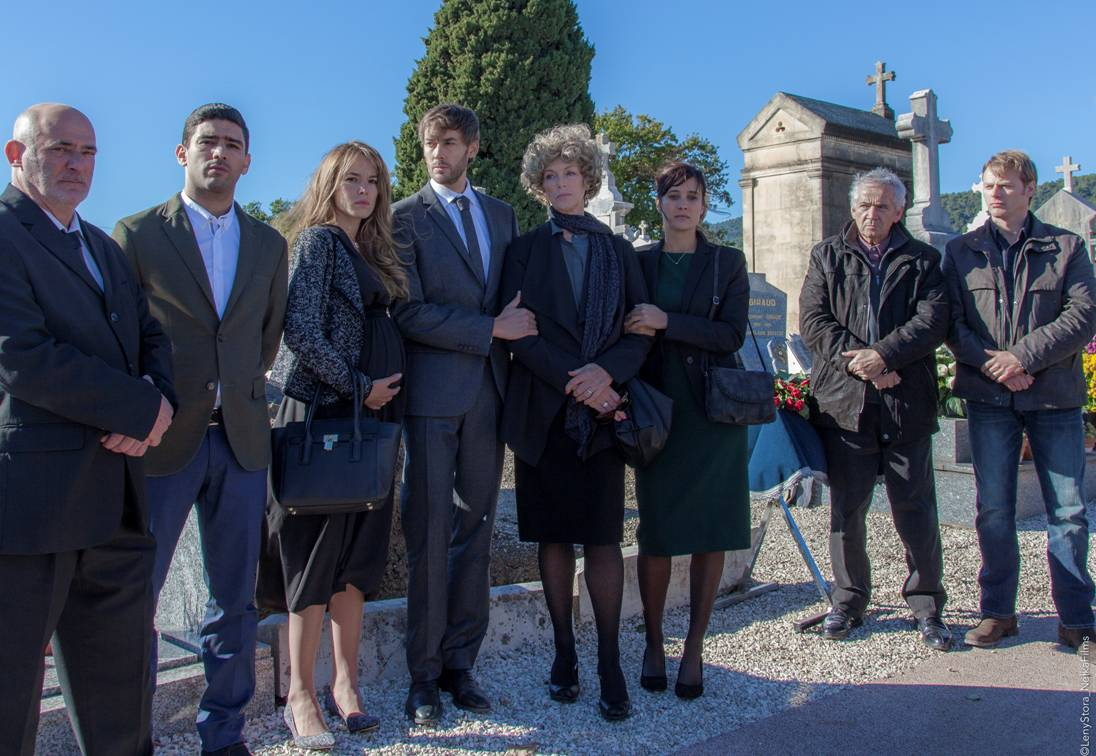 The Television Film A Flavor Of Blood Turned In The Alpes
