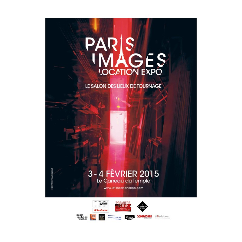 French Riviera Film Commission will be present in Lounge of the shootings places 2015